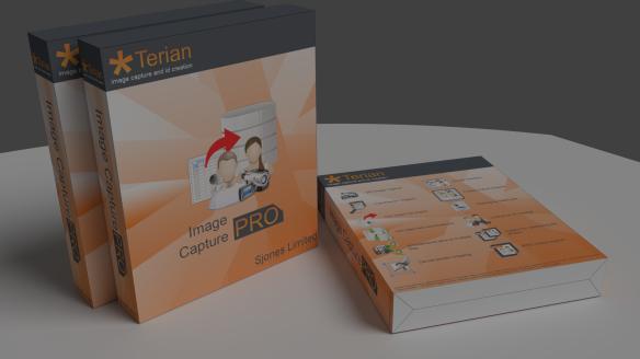 Image Capture PRO Application Box